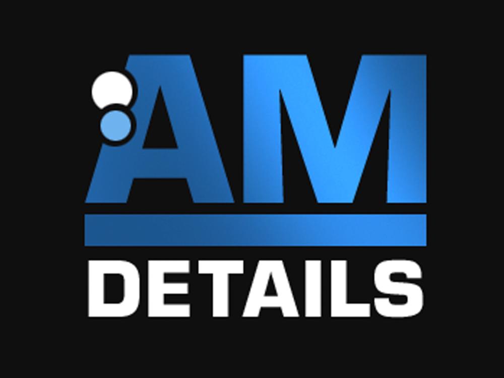 AMDetails Logo