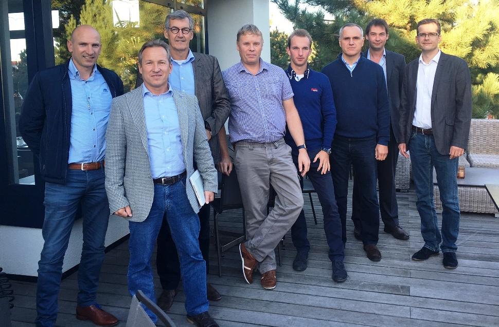FOCWA / BFA / PVD inaugural meeting