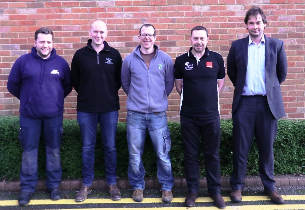 IDA UK Founding Members