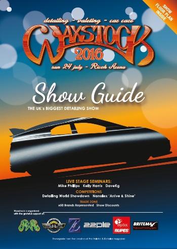 Waxstock Guide 16
