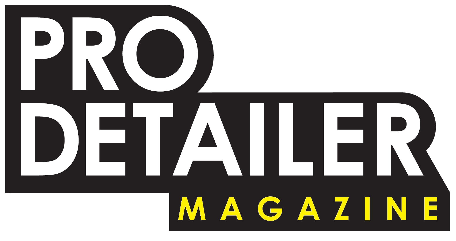 PRO Detailer Magazine Logo Trans
