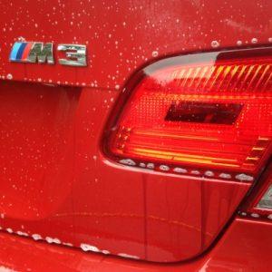 BMW E92 Detailing Scene Clean