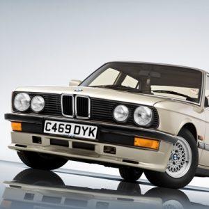 Classic BMW Car Detailing