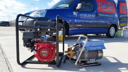 Kranzle Pressure Washer from Crystal Clear Valeting