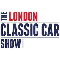 The London Classic Car Show Logo