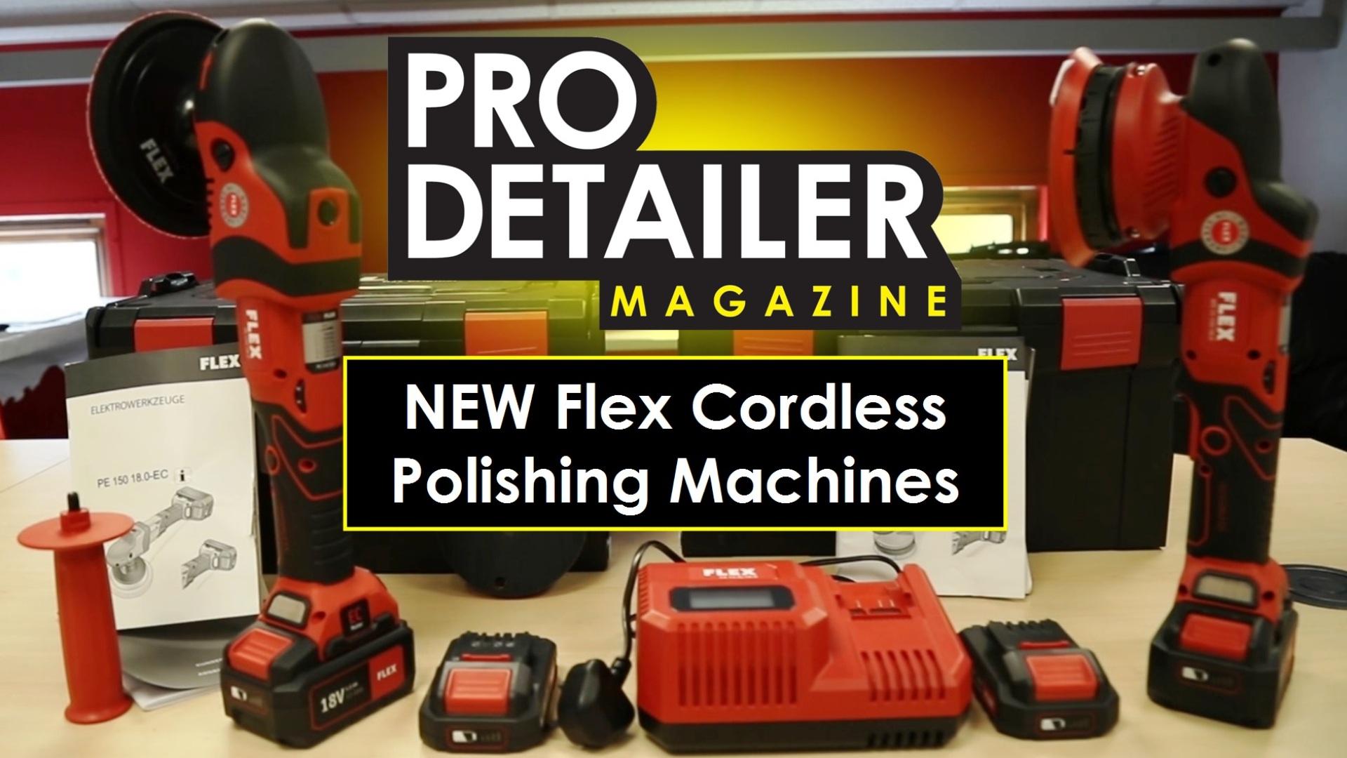 FLEX Cordless Cover