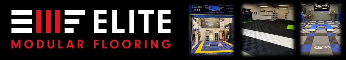 Elite Modular Flooring Banner
