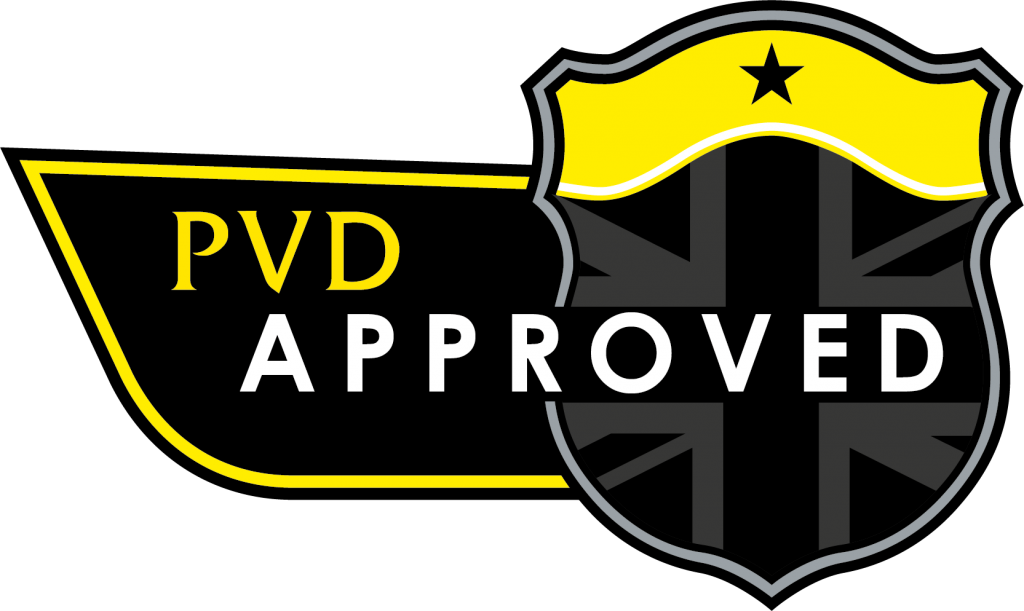 PVD Approved Wings 2020